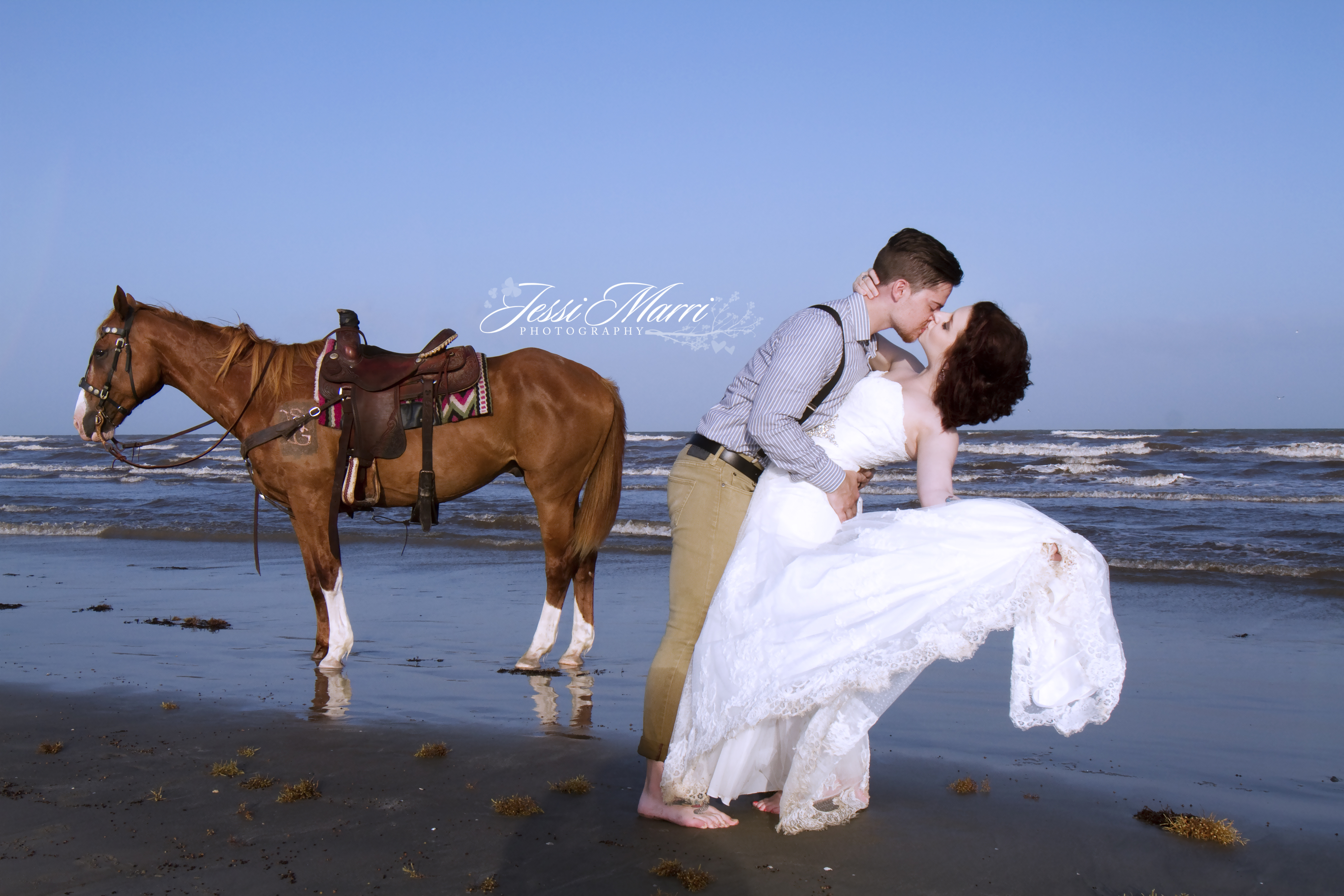 Horseback Riding On The Beach Wedding Horseback Riding On The Beach Photography